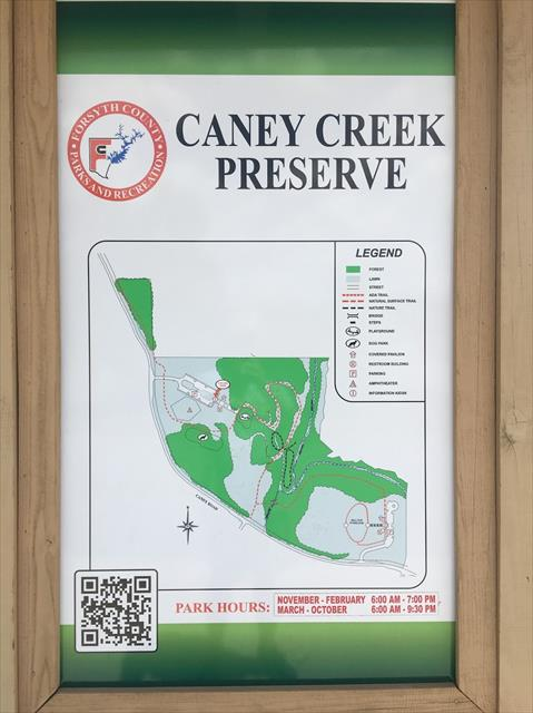 Caney Creek Preserve